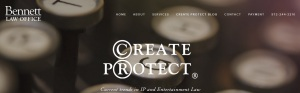 create protect new banner